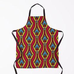 Philip Preston design aprons for sale at Redbubble.