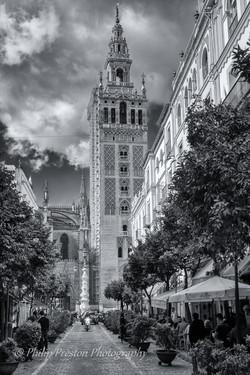 Giralda Bell Tower, Seville