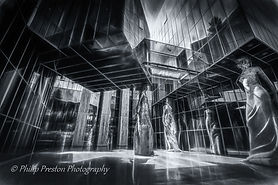 A monochrome photoart gallery by Philip Preston photography