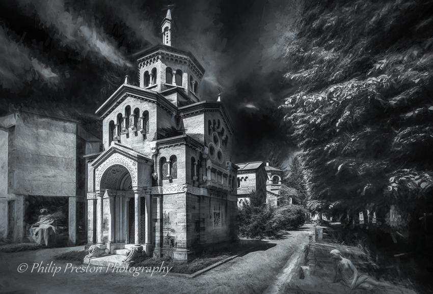 Monumental Cemetery, Milan