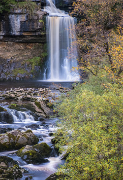 Thornton Force Waterfall, Yorkshire Dales
