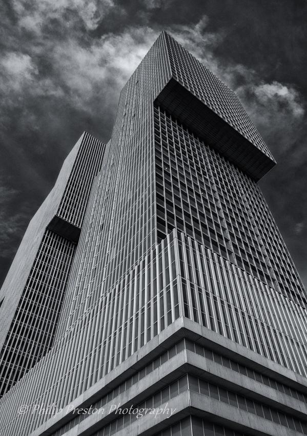 Vertical City, Rotterdam