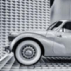 Tatra 87 luxury sedan classic car.