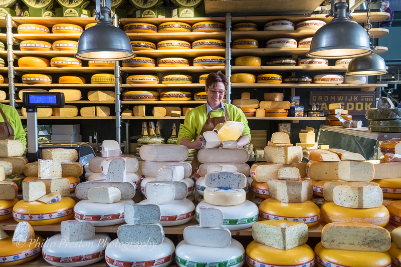 Cheese Stall, Rotterdam