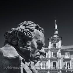 Goya Sculpture, Madrid