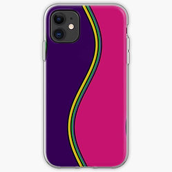Phone cases and skins designed by Philip Preston, available to buy at his Redbubble store.
