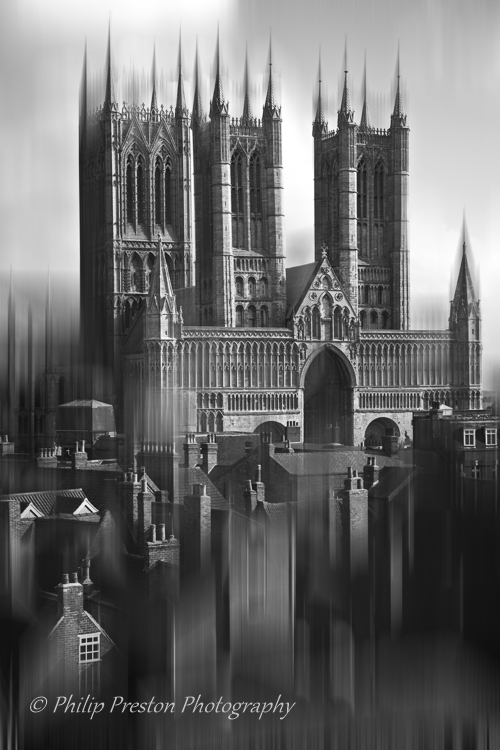 Historic Lincoln Cathedral, Lincolnshire, UK