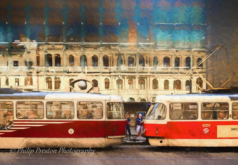 Narodni Street, Prague