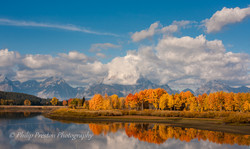 Oxbow Bend, Grand Teton National Park