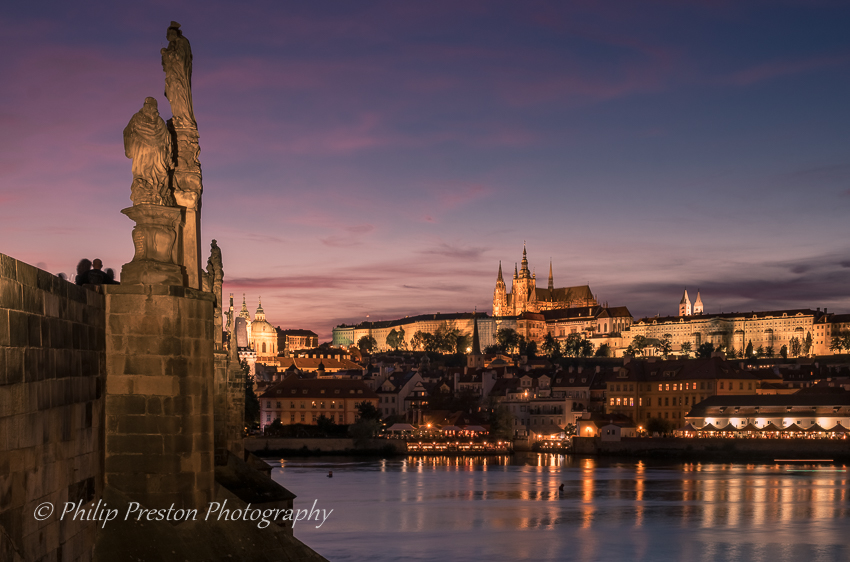 City Skyline, Prague