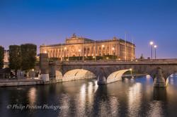 Parliament, Stockholm