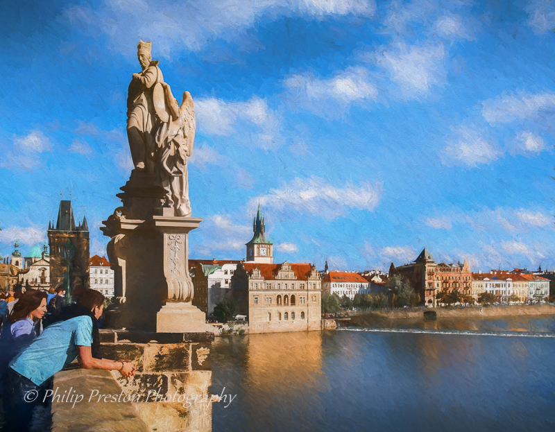 Charles Bridge Viewpoint, Prague