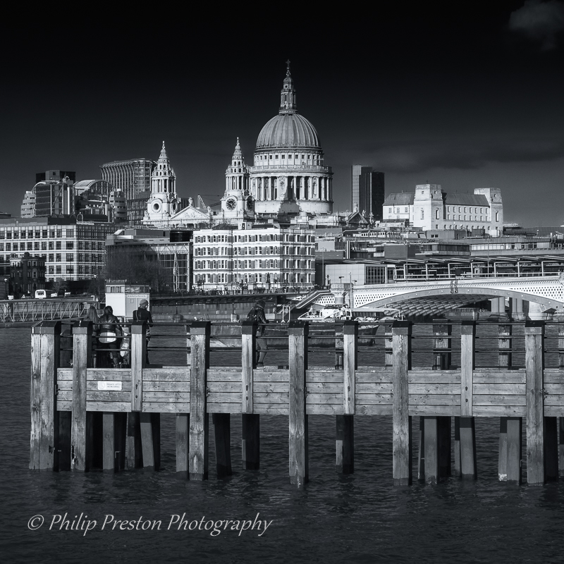 London Skyline Cityscape
