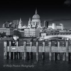 London Skyline Cityscape