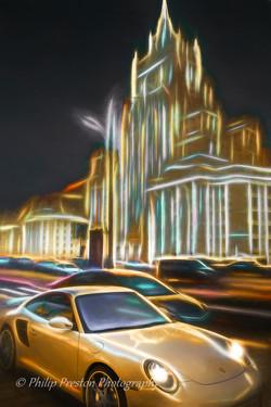 Moscow Porsche