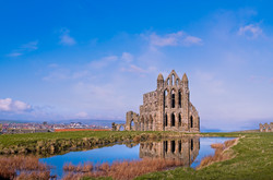Whitby Abbey Ruins, Yorkshire