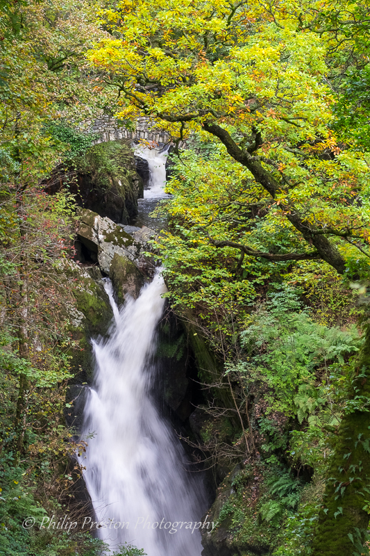 Aira Force Waterfall, Cumbria