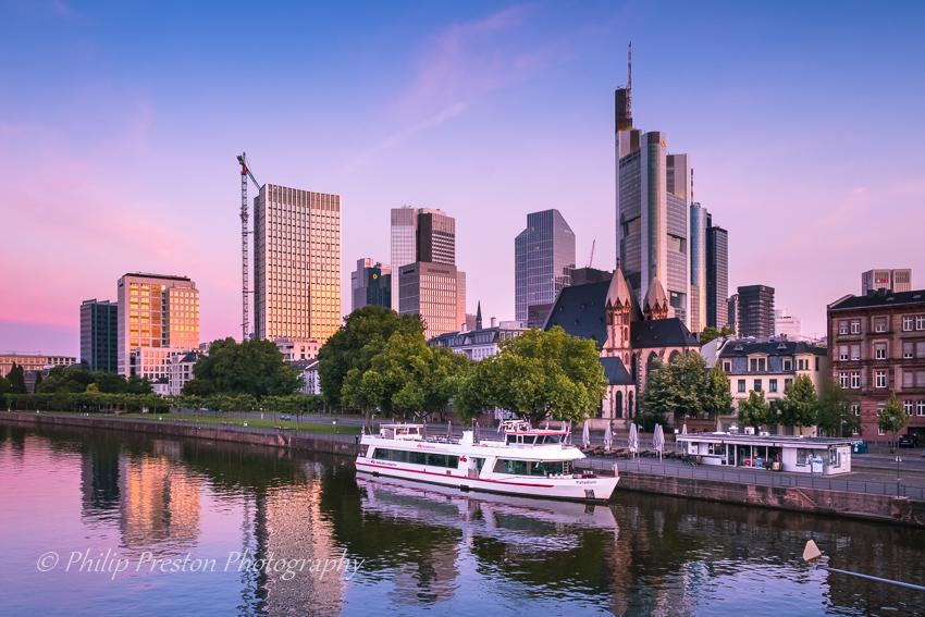 Frankfurt Skyline, Gremany