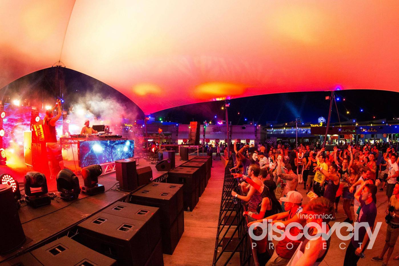PsoGnar EDC Las Vegas 2013