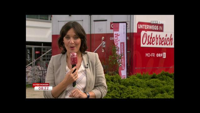 """Live Performance bei """"Guten Morgen Österreich"""" im ORF"""