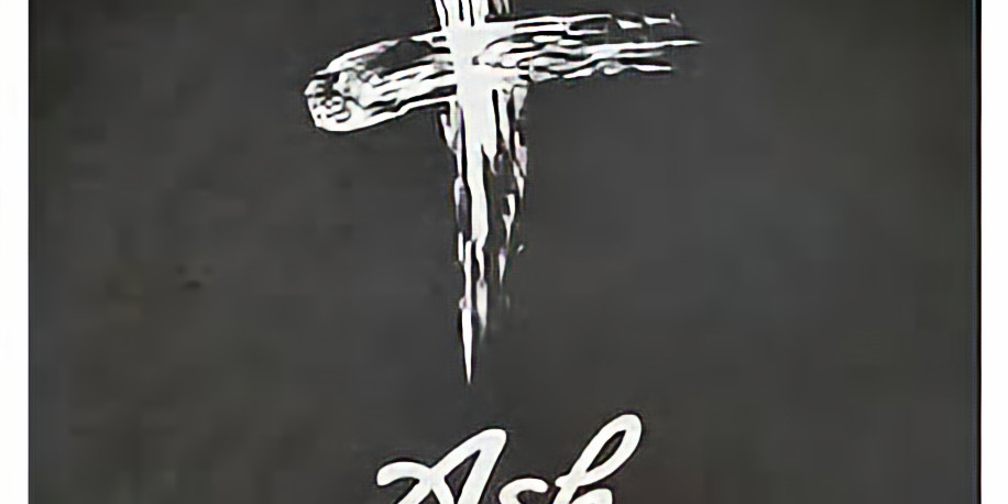 Ash Wednesday Services at noon & 7 pm