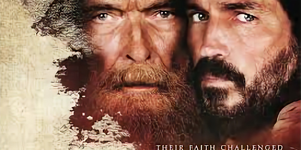 Viewing of the movie – Paul, Apostle of Christ