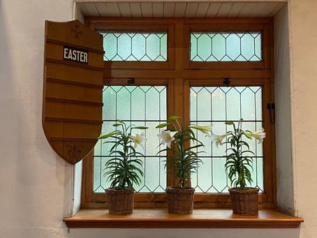 Easter 4B, Sunday, 5.2.21
