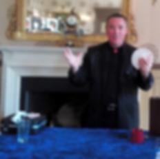 mike smith , wedding magician
