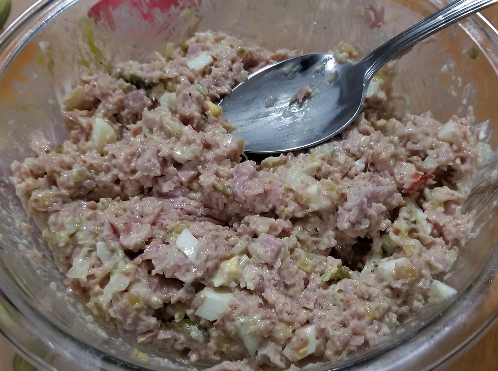 Ham Salad Recipe For 100