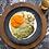 Thumbnail: Filé de Frango ao Molho de Agrião, Arroz e Purê de cenoura