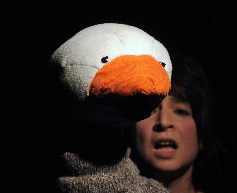 Ente, Tod und Tulpe, Suse, Ente.jpg