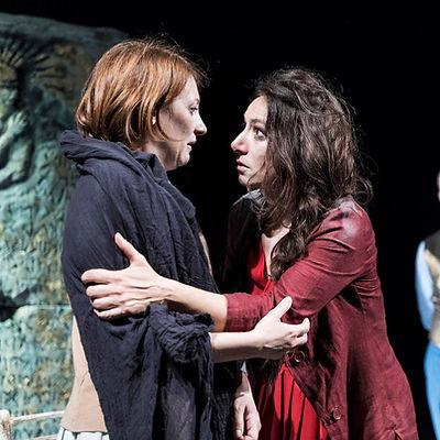 Arianna Scommegna Antigone