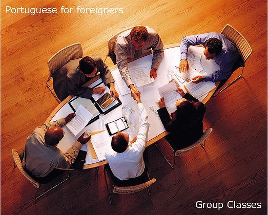 Inglês para Negócios - Presencial