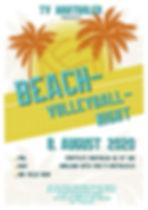 200520 Flyer Beachvolleyballnight 2020.j