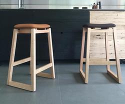 Rye Dunsmuir_crump stools_