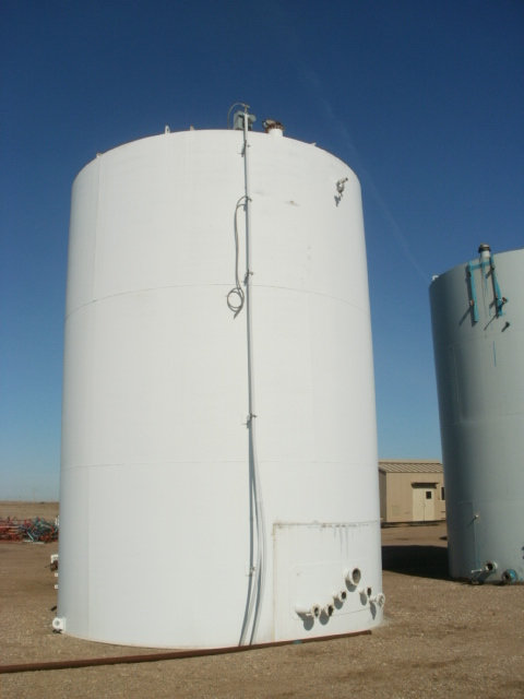 Field Run Argo 1000 Bbl Single Wall Tank