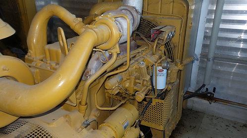 Field Run Brown Boveri 250 KW 480 Volt Genset