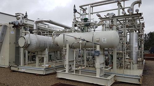 EXCELLENT Field Run 30 MMCF/d Refridge Plant