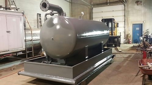 "Reconditioned 48"" x 10' Wells Hall Flare Knockout"
