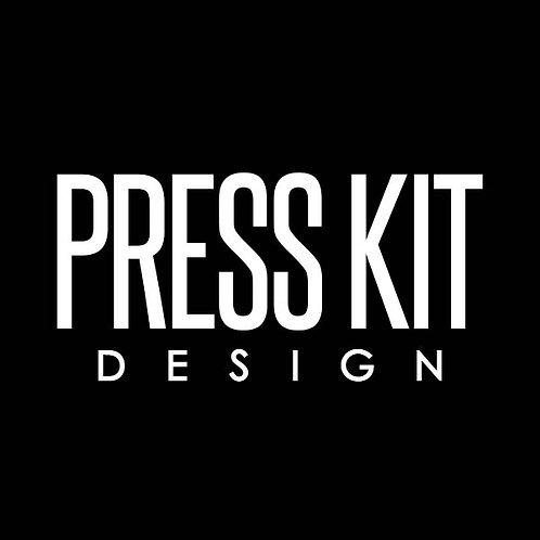 PRESS KIT DESIGN
