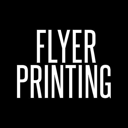 4 x 6 Flyer Printing
