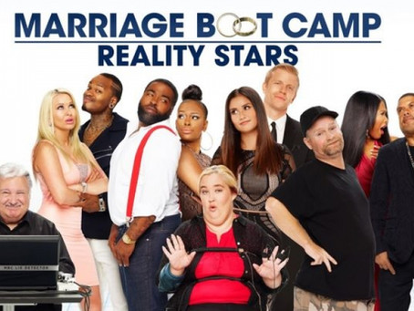 Marriage Bootcamp Reality Stars Season 4