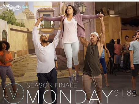 Comedy #Monday's on the @thecw's #JanetheVirgin