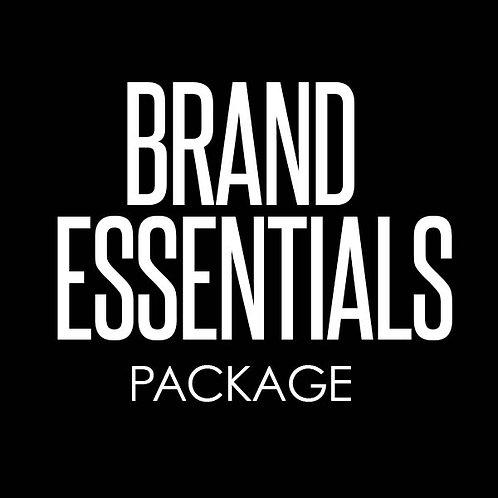 Logo + Website + Social Media