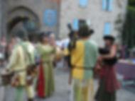 Largentière,_middeleeuws_feest.JPG