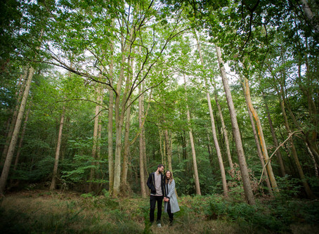 Pre-wedding Photoshoot: Rachel and Daniel