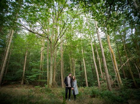 Pre-wedding Photoshoot: Rachel and Daniel