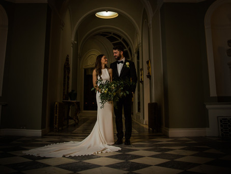 Lartington Hall Wedding Photography: Rachel and Daniel