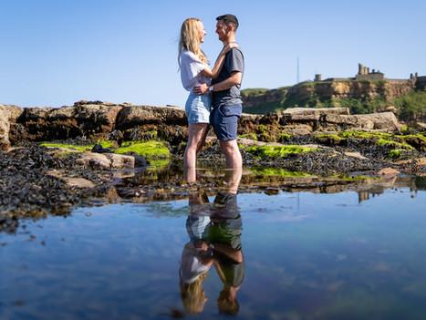 Pre-wedding Photoshoot: Liz and Andy
