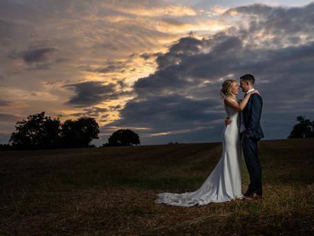 Grangefields Wedding Photography: Liz and Andy